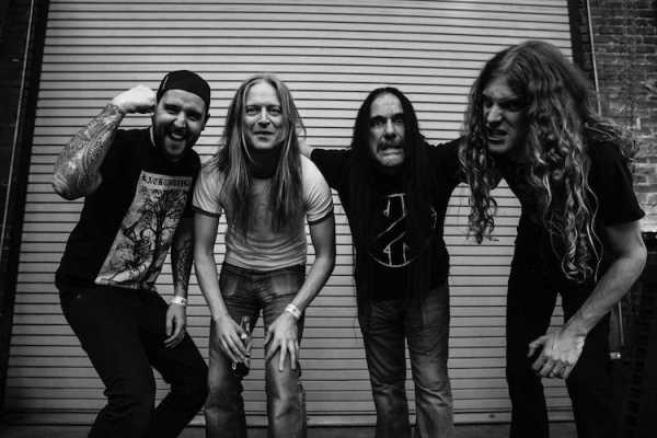 """CARCASS: Ακούστε το νέο single """"The Living Death at the Manchester Morgue"""""""