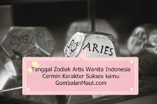 Tanggal Zodiak Para Artis Wanita Indonesia 2019 Bisa jadi Cerimi Karakter Kamu Lo
