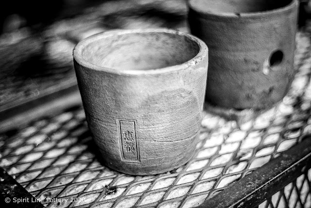 spiritlinepottery.com, custom ceramics