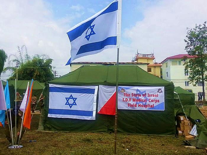 Los equipos de rescate de Israel contruyeron un hospital de campaña en Nepal y tratando de localizar a los israelíes que aún se encuentran desaparecidos, en tanto que siete excursionistas israelíes que estaban atrapados fueron rescatados de la zona de Langtang.