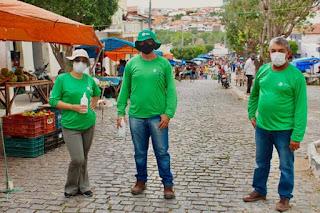 Prefeito de Picuí anuncia volta da feira livre de Picuí para o próximo sábado (24)