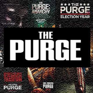 The Purge Serisindeki 5 Film
