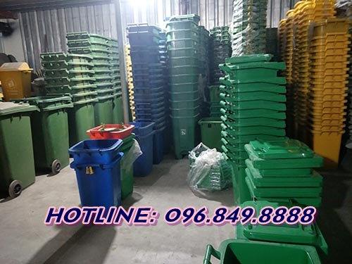 Tổng kho thùng rác Poliva