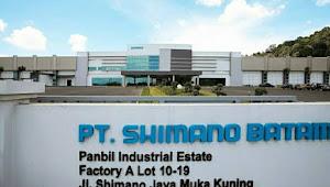 Lowongan Kerja (Loker) PT Shimano Batam