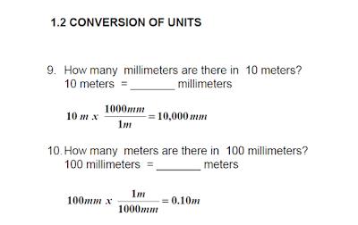 Conversion Units