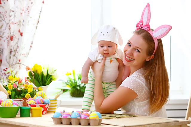 Prima vacanta de Paste cu bebelusul: o provocare