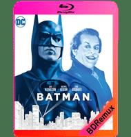 BATMAN (1989) BDREMUX 1080P MKV ESPAÑOL LATINO