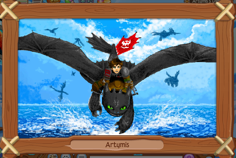 The Animal Jam Whip Best Masterpieces