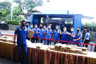 Polisi Akan Dirikan Posko Kampung Tangguh Jaya, Rubah Stigma Kampung Narkoba di permata kedaung