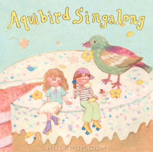 Aquibird – What Color Is Spring? – EP