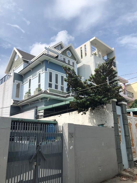 Kiều Đàm Villa District 7 For Sale, 8x22 Area, Reasonable Price 2020/12
