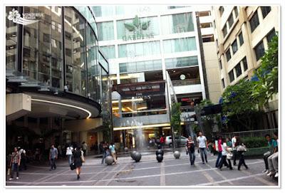 Soga Complex in Kuala Lumpur