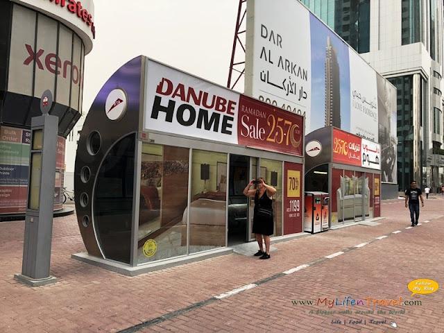 迪拜巴士站