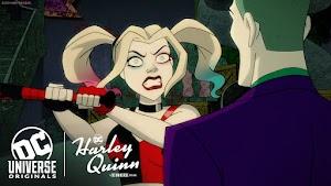 Arlequina série animada: novo trailer