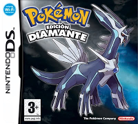 Pokemon Diamante NDS en Español Mega