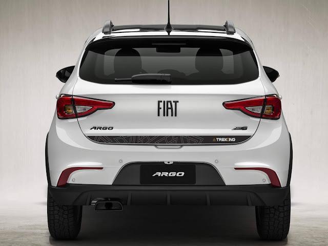 Fiat Argo Trekking 2021 Automático