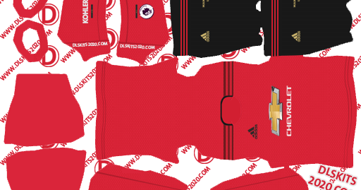 Manchester United Kits 2019 2020 To Premier League For Dream League Soccer 2020