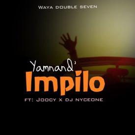 DJ Nyceone feat Joocy Waya 77 - Yamnand impilo 2017