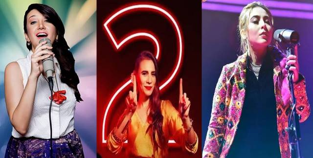 Pakistan's Young and Successful Female Singers
