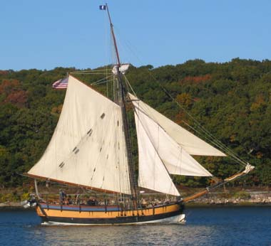 COLONIAL SEAPORT FOUNDATION: Of field trips and education