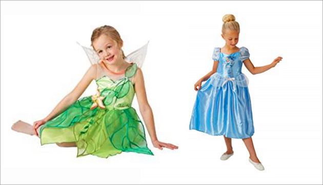 You Can Score a Trunkful of Disney Princess Costumes for $32 on Amazon