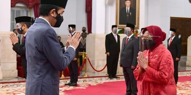 ICW: Pak Jokowi dan Bu Risma Sama-Sama Tak Punya Etika