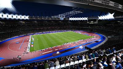 PES 2020 Stadium Delle Alpi