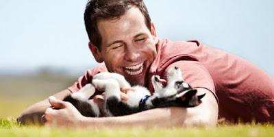Binatang Peliharaan Dapat Membantu Menghilangkan Stress