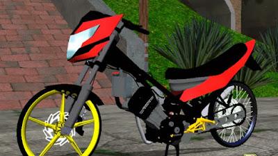 Kumpulan Mod Motor Drag Bike GTA SA Dffo Dff Only No Txd No Import