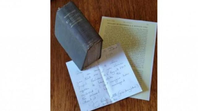 Lihat Tagihan Denda Buku ini Setelah Tak Dikembalikan Selama 120 Tahun, Jumlahnya Keterlaluan