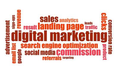 Apa itu Dikital Marketing (Pemasaran Digital)? Ringkasan visual