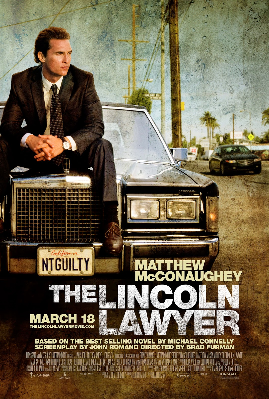 Cinema Hustle The Lincoln Lawyer 2011