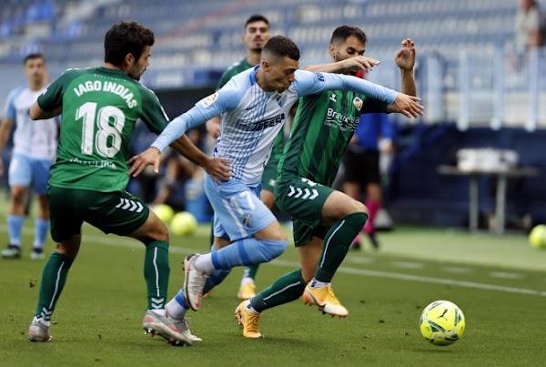 Málaga, los datos importantes de la temporada 2020/2021