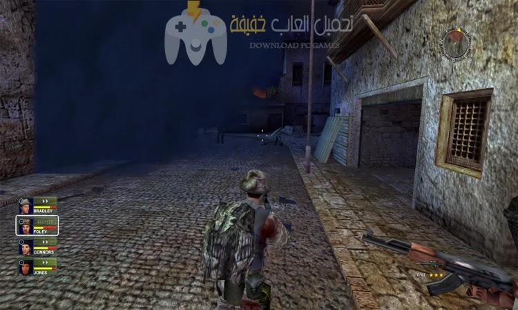 تحميل لعبة عاصفة الصحراء 2 للكمبيوتر من ميديا فاير