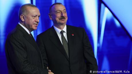 Η Τουρκία προωθεί τα συμφέροντά της στον Καύκασο