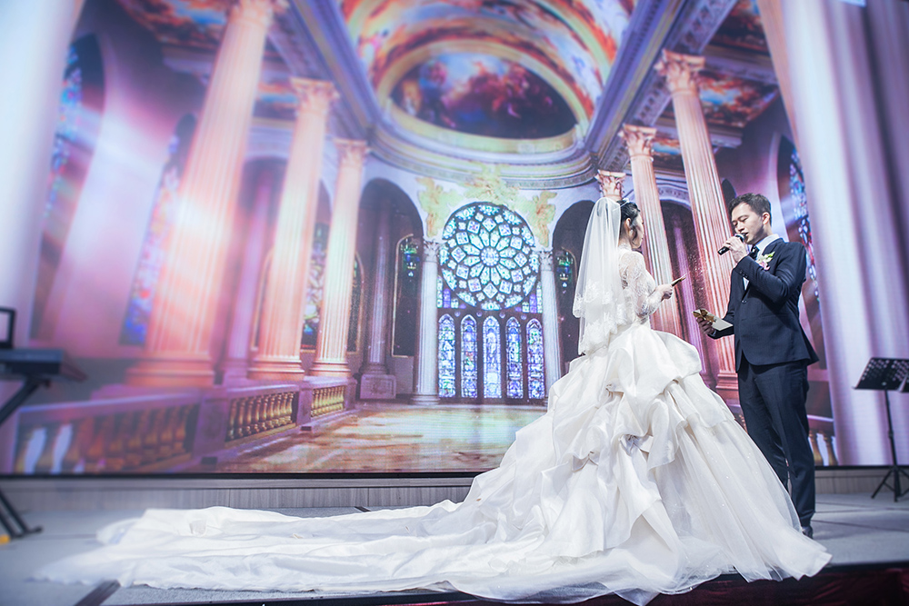 單機婚禮攝影紀錄價錢