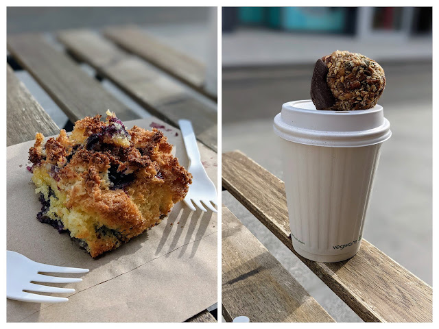 Things to do in Athlone: Coffee and Cake at Fine Wine and Food Co.