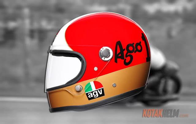 AGV X3000 Giacomo Agostini