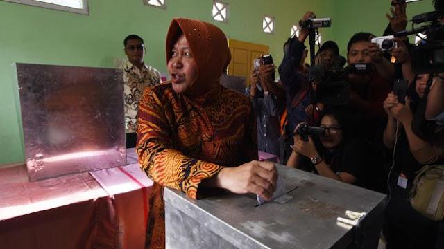 Tri Rismaharini: Tidak Ada Izin Sama Sekali Terkait Insiden Surabaya Membara
