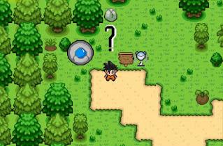 Pokemon Dragon Ball Z Legend of Kakarot para GBA Nueva Region