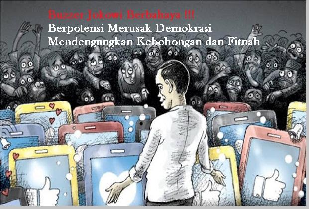 buzzer jokowi berbahaya - pustakapengetahuan.com