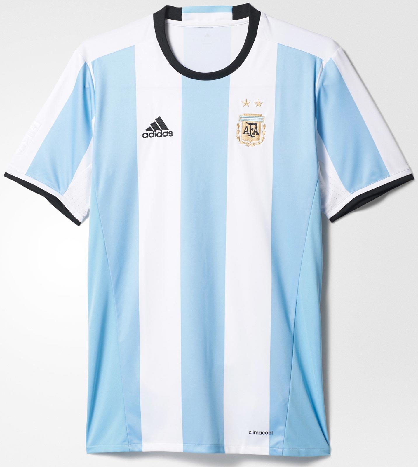 Argentina 2016 copa america kit released footy headlines for Cuarto kit del america