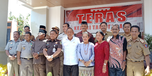 Peduli, Kejari Tana Toraja Harap Peran Lembaga Adat Lebih Dioptimalkan