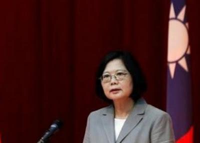 China Makin Agresif, Taiwan Hari Ini Hong Kong, Besok Bisa Jadi Kita