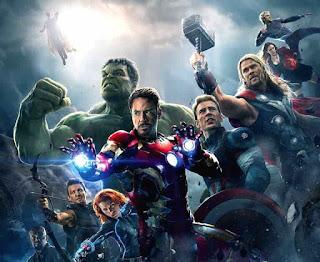 Avengers marvel all movie list