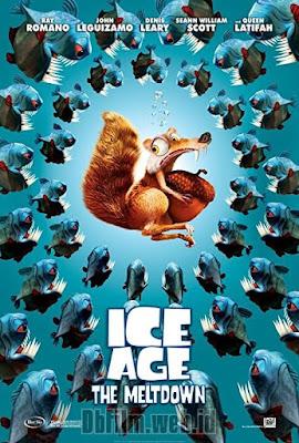 Sinopsis film Ice Age: The Meltdown (2006)
