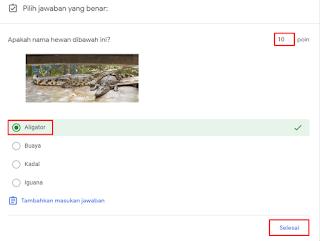 Cara Membuat Tugas Kuis di Google Classroom