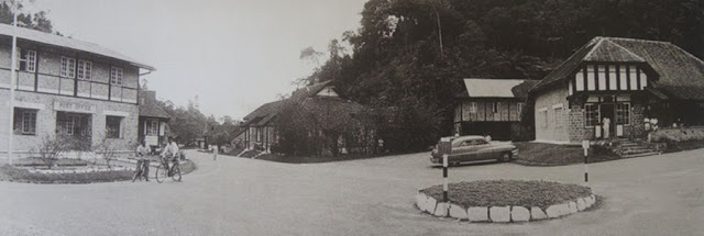 Old Photo of Fraser's Hill