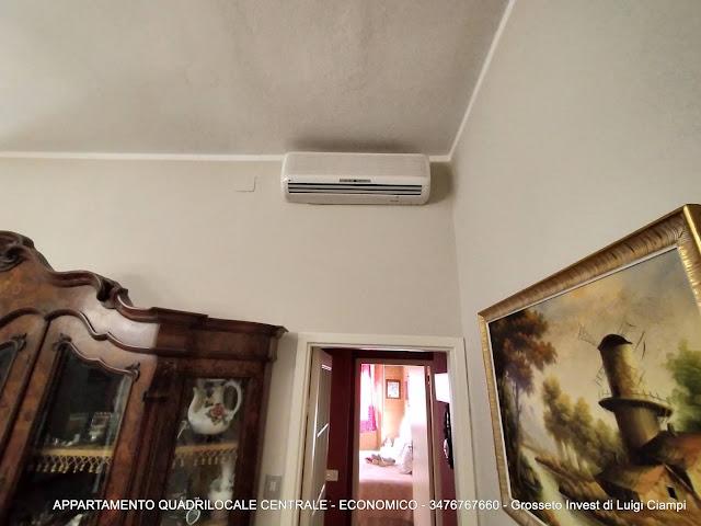 Immagine dettaglio condizionatore di appartamento su  Ximenes, Centro, Grosseto, Agenzia Immobiliare Grosseto Invest
