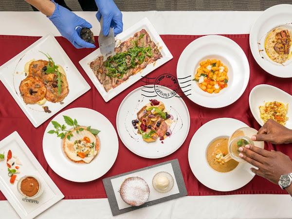 Markus - A Marvelous Italian Restaurant with Michelin Grade Chef in Pulau Tikus